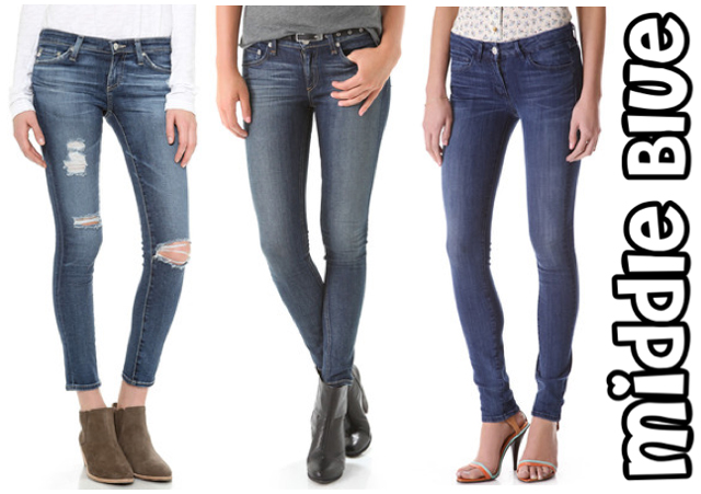 best-medium-mid-middle-blue-skinny-jeans