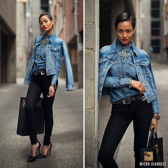 Double Denim How To Wear It Guide The Jeans Blog