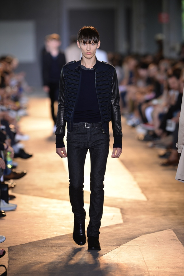 Diesel Black Gold Menswear Spring/Summer 2015 Fashion Show ...