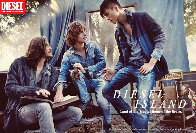 the history of diesel jeans the jeans blog