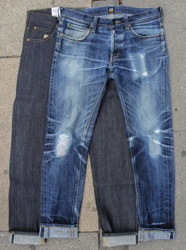 What Is Raw Denim? Everything You Need To Know | The Jeans Blog