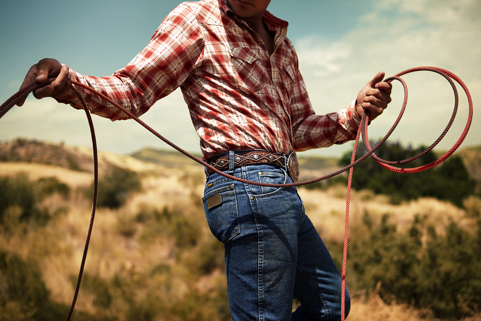 The History Of Wrangler | The Jeans Blog