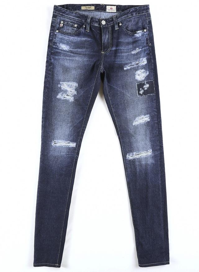 Faded Skinny Jeans Men
