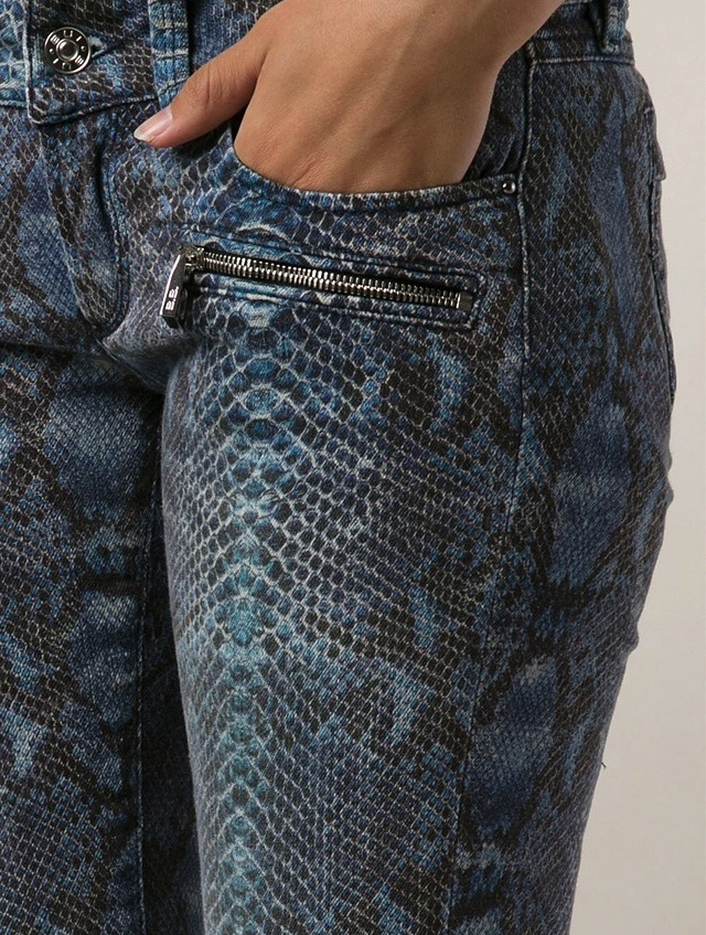 barbara-bui-croc-embossed-jeans-zip