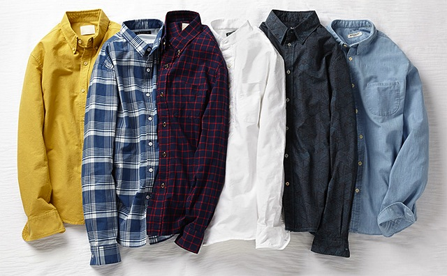 10 Men&39s Long Sleeve Denim Shirts For Summer | The Jeans Blog