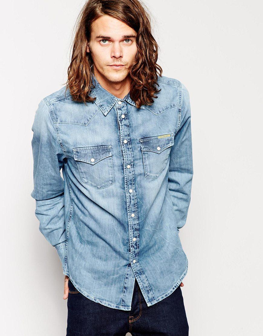 pepe-jeans-denim-shirt