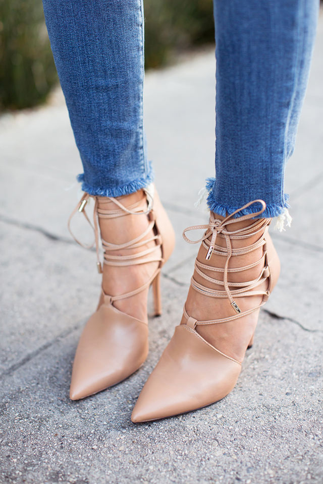 song_of_style_skinny_jeans_lace_up_pumps