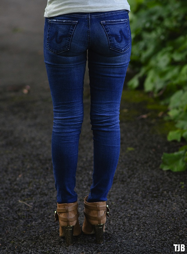 AG Jeans The Legging Ankle in 11 Years Swap Meet Review ...