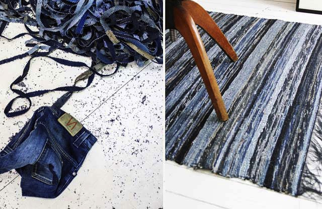 DIY-denim-rug