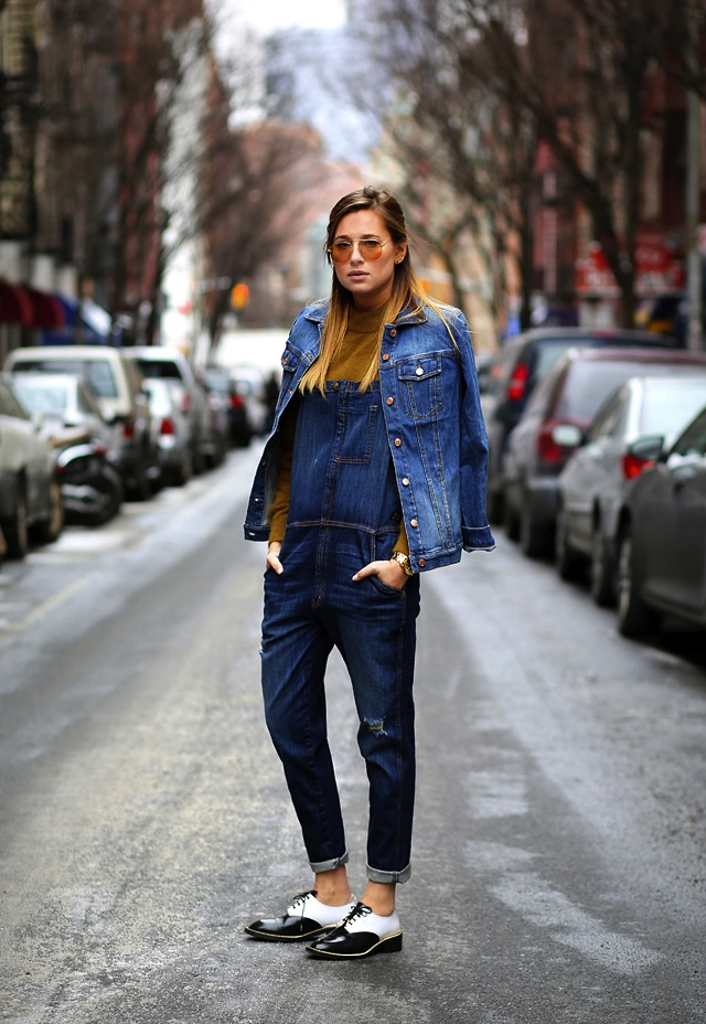 How to Wear Overalls Fashionably How to Wear Denim Overalls For
