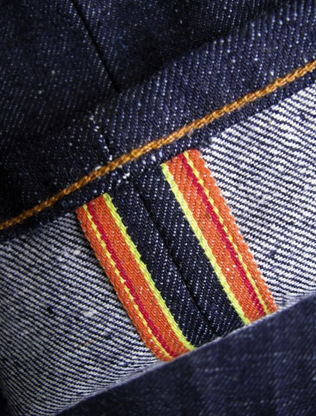 selvedge-red-orange-yellow-denim