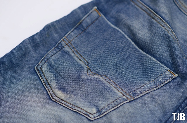 Diesel Krooley Jogg Jeans 800B Denim Review