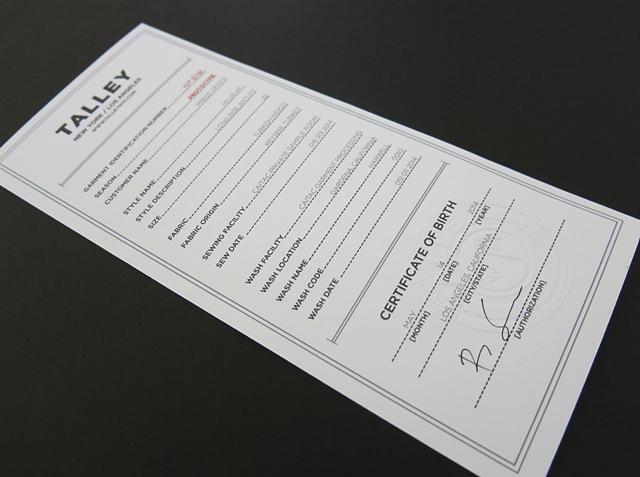 Certificate-of-Birth-talley-denim