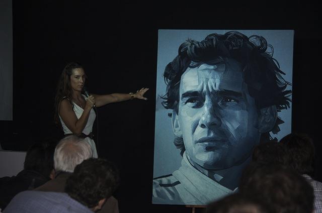 ian-berry-denimu-Ayrton-Senna-unveiling