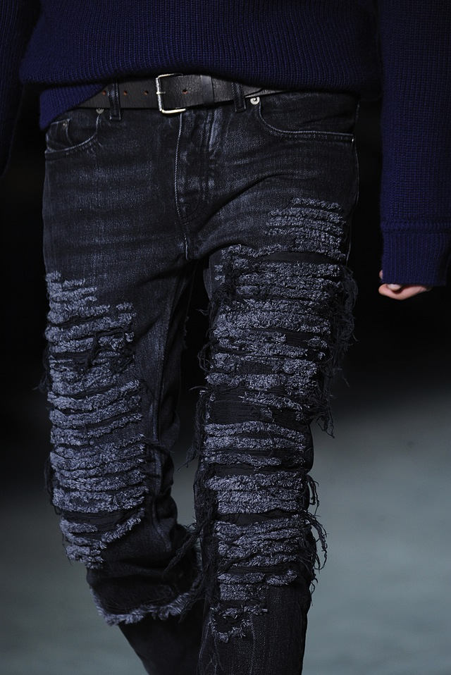 Diesel Black Gold Fall Winter 2015 Menswear Show | The Jeans Blog