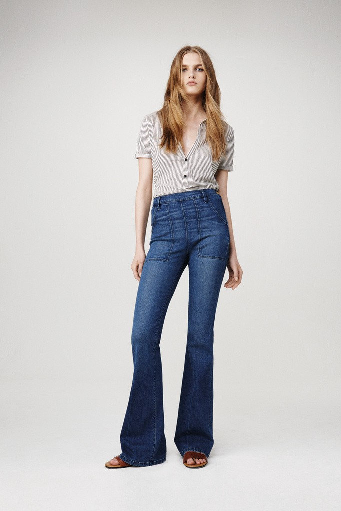 Frame Denim Fw15 Fashion Week Show Jeans Denim 17 The Jeans Blog