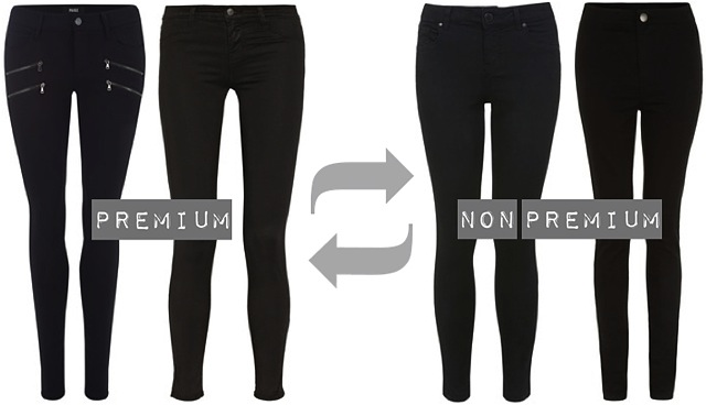 Classic Black Skinny Jeans – Spend or Save? | The Jeans Blog