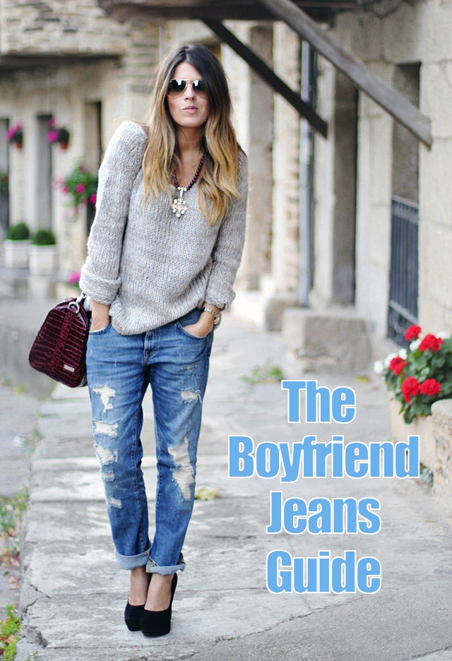Guide: How To Find The Perfect Boyfriend Jeans | The Jeans Blog