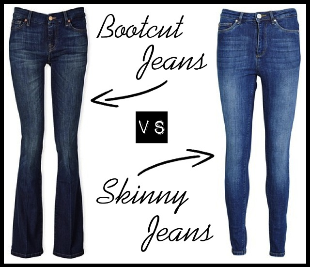 Bootcut Or Skinny Jeans For Petite Or Smaller Women? | The Jeans Blog