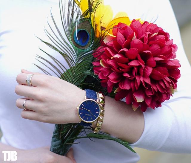 rumbatime-denim-watch