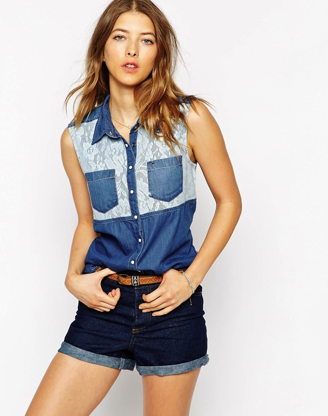 hilfiger-denim-elda-denim-sleeveless-shirt