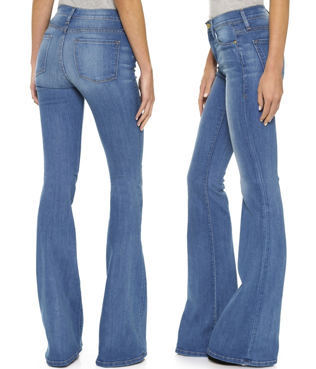 The Perfect Flared Jeans For Ladies With Long Legs | The Jeans Blog