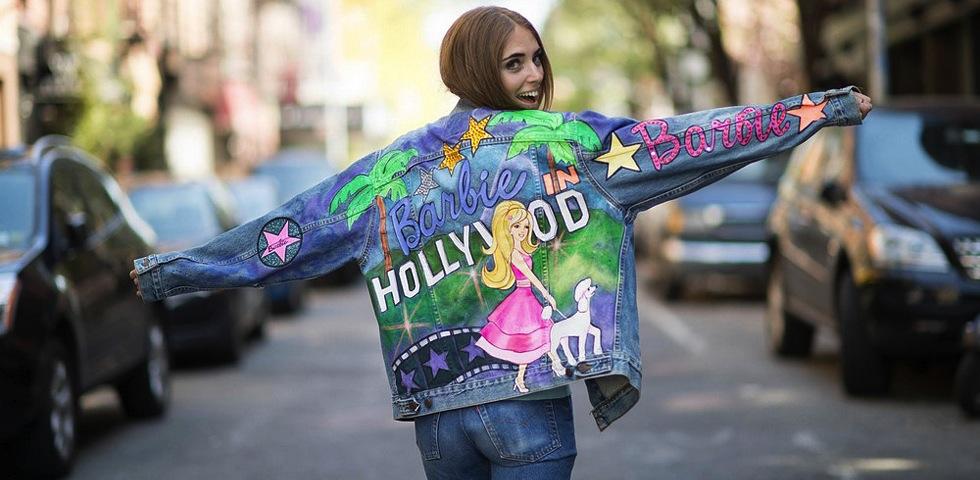 chiara-ferragni-barbie-denim-jacket