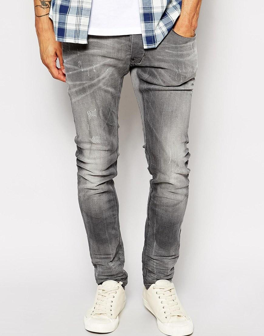 g-star-defend-super-slim-grey-jeans