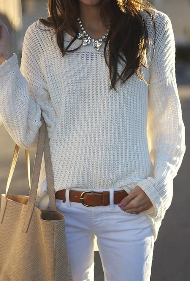 how to wear white jeans in fall amp winter the jeans blog