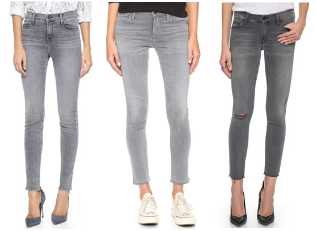 Find grey and black jeans at ShopStyle. Shop the latest collection of grey and black jeans from the most popular stores - all in one place.