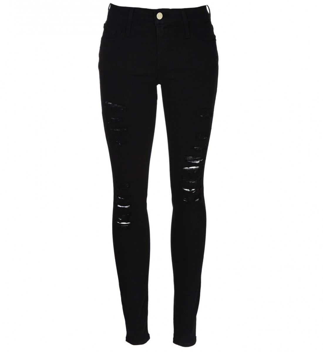 frame-denim-skinny-jeans-rip-noir