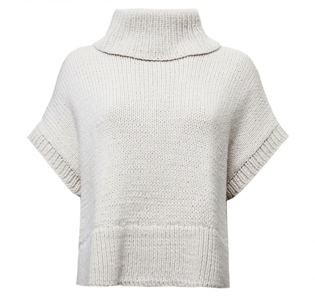 jeffrey dood crop turtleneck sweater