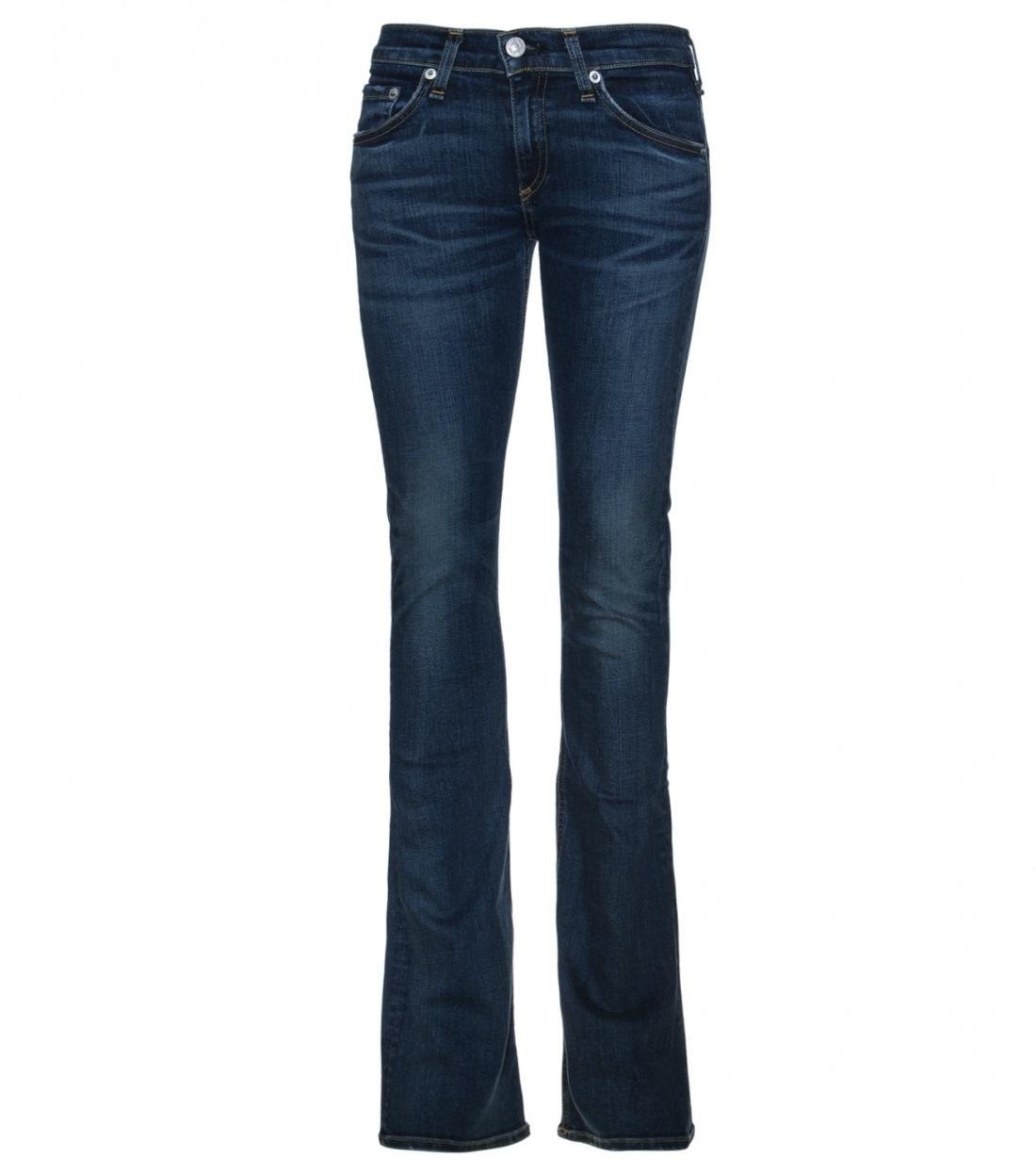 rag-bone bootcut mid rise jeans bishop