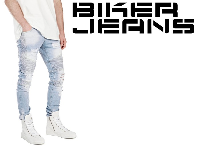 Biker Jeans Main