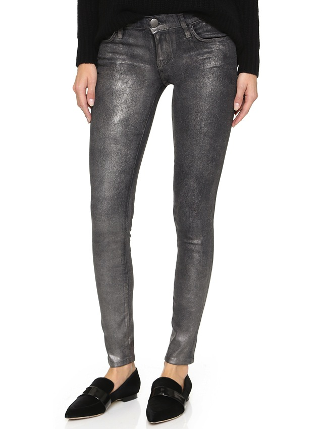 Current_Elliott-The-Metallic-Ankle-Skinny-Jeans-