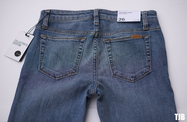 Joe's Jeans The Finn Ankle Skinny Jeans in Shaye Denim Review 5