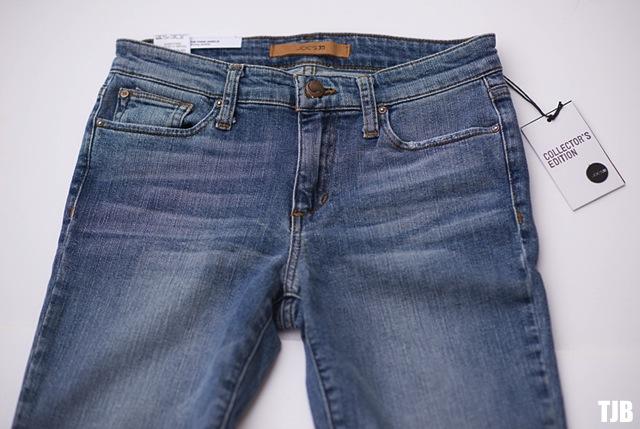 Joe's Jeans The Finn Ankle Skinny Jeans in Shaye Denim Review