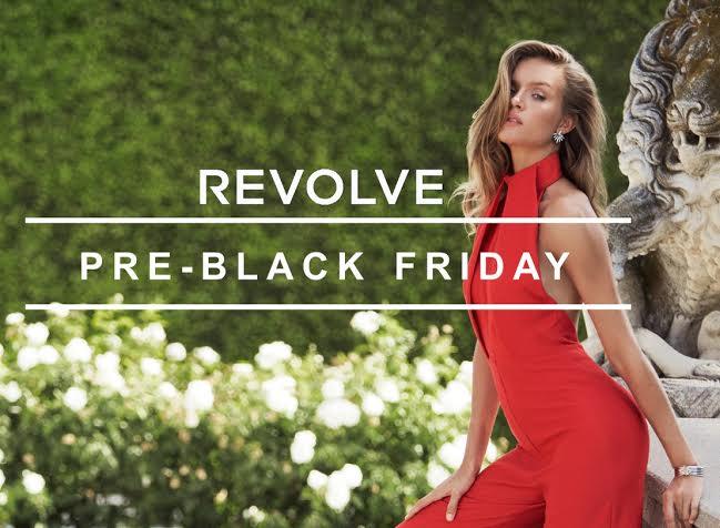 revolve black friday sale