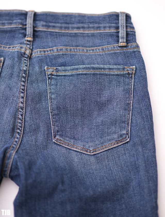 FRAME Denim Le Skinny de Jeanne in Huntley Review 4