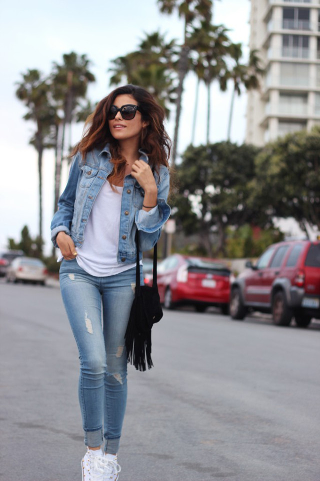 10 Denim Jackets and How to Style Them