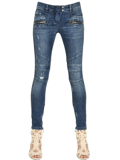 Womens Jean Jumpsuits
