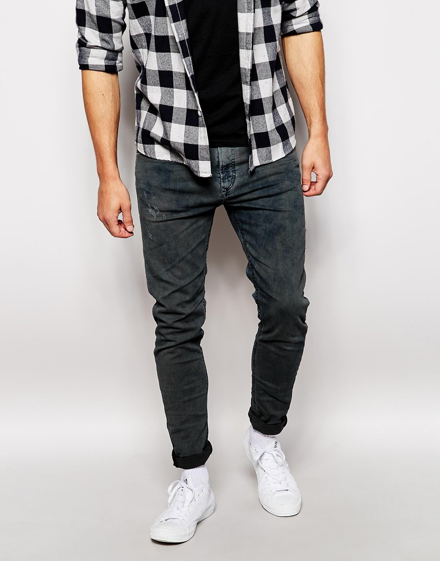 10 Ultimate Super Extreme Skinny Jeans For Men