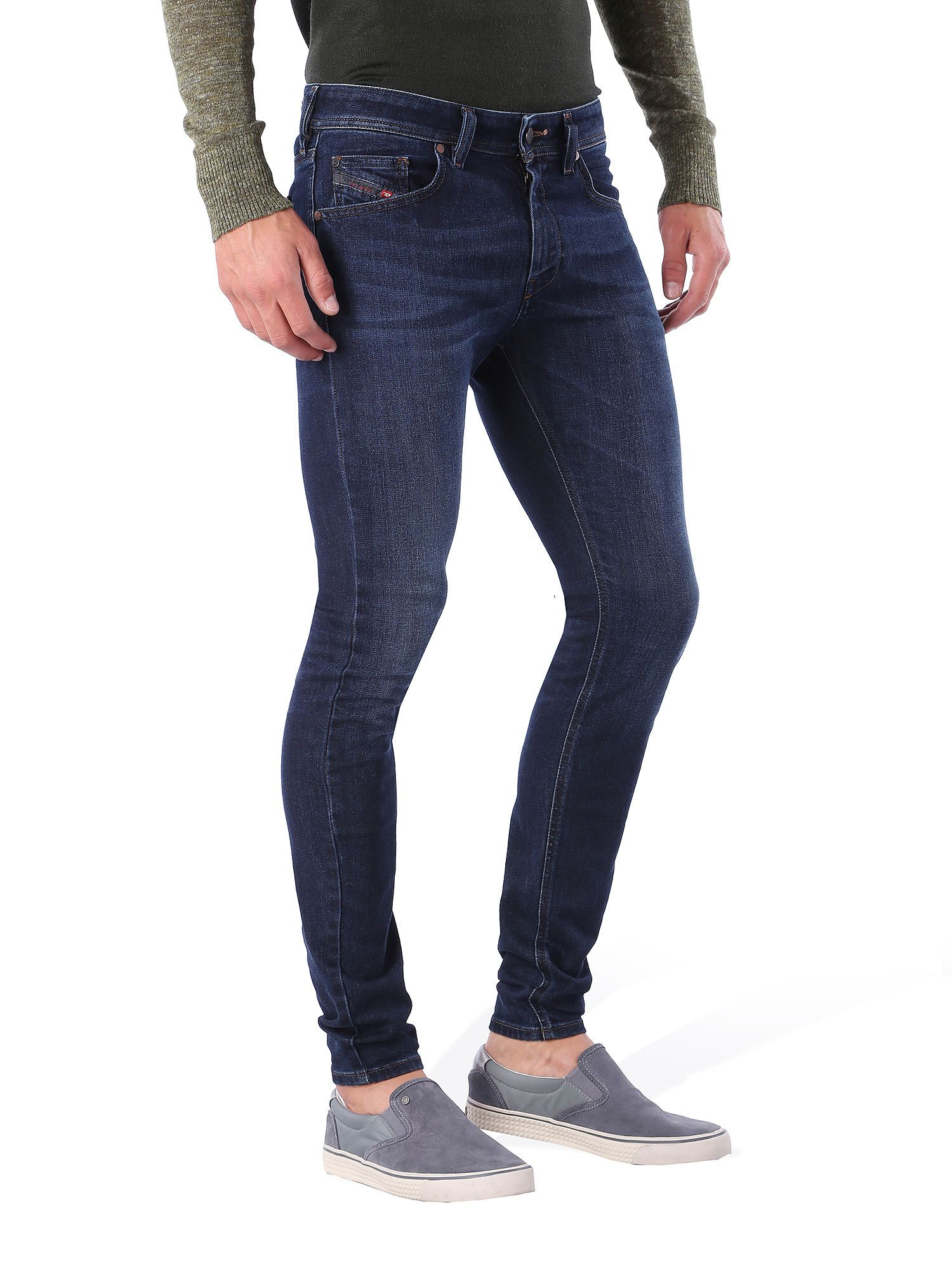 Men's Jeans with Comfortable Fit. A pair of jeans is stylish and comfortable at the same time. Any fit slim, skinny, or regular fit, suits you the best as per your requirements.