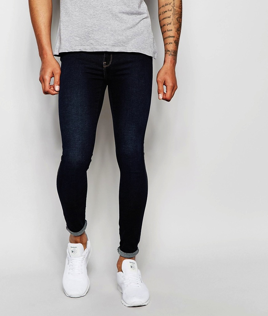 Jeans. Skinny, slim, cropped, or straight fits – we've got the best denim for men at Urban Outfitters. Shop our men's jeans in new cuts and washes from brands like BDG, Cheap Monday and Levi's.