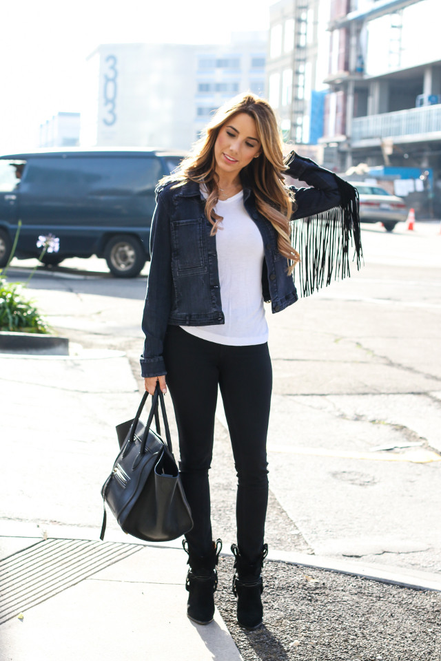 10 Denim Jackets and How to Style Them | The Jeans Blog