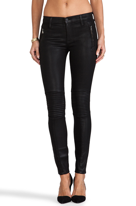Womens Black True Religion Jeans