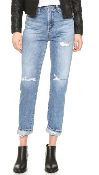 AG The Phoebe High Waisted Jeans 17 Years Oasis