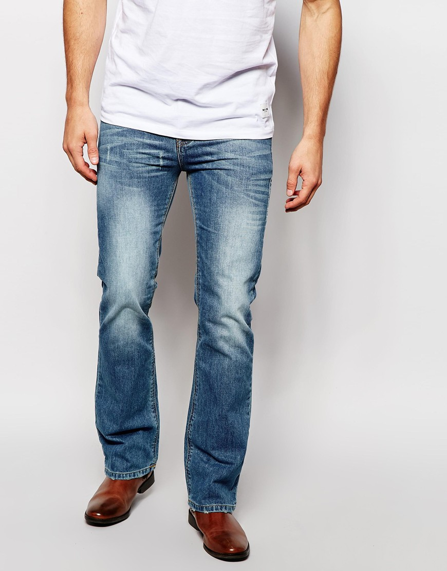 Browse Stylights collection of Mens Levi's® Bootcut Jeans: Best sellers up to −38% 79 products Variety of colors › Shop now!