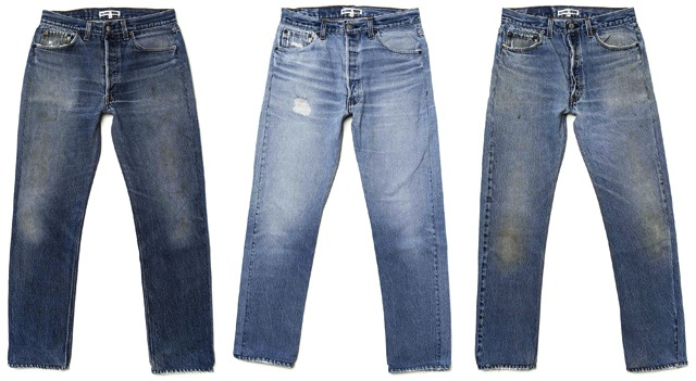 RE/DONE Levi's Launches Men's Denim Line | The Jeans Blog