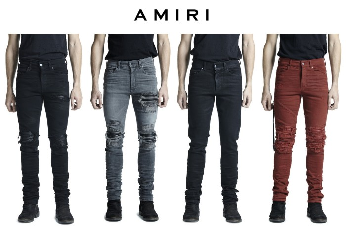 Heavy Denim Jeans For Men